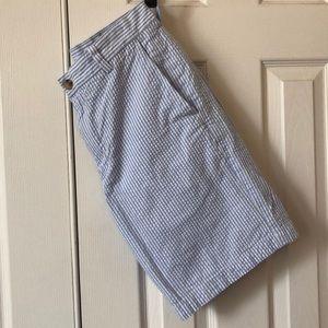 Vineyard Vines Seersucker shorts- 30